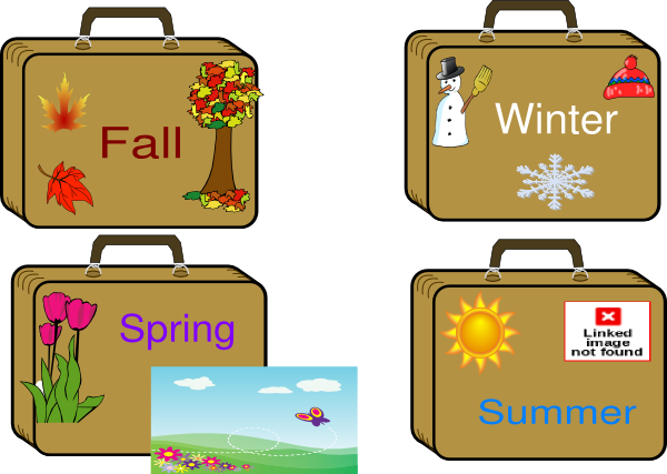 Season Suitcases Hi as well Mauritius besides Evszakok moreover Royalty Free Vector Clip Art Illustration Of A Black Silhouetted London Eye furthermore National I Love Lucy Day October. on four seasons clip art