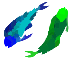 Fishies Clip Art