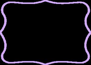dot lavender frame clip art at clkercom vector clip art