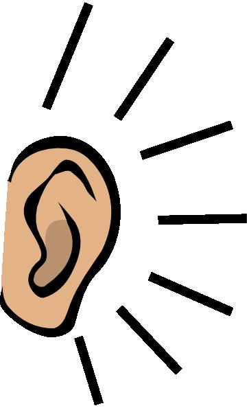 Ear Clip Art at Clker.com - vector clip art online, royalty free ...
