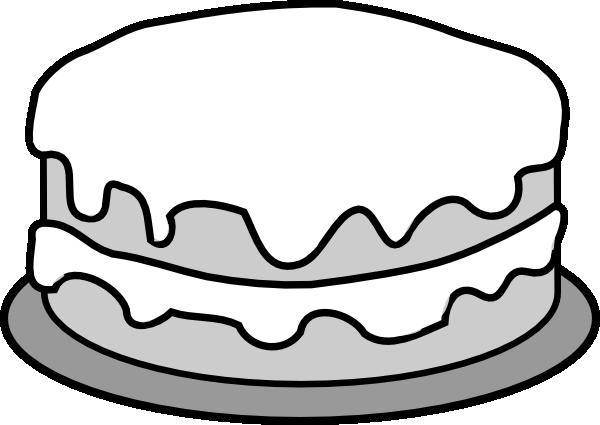 Cake Drawing Clip Art : Cake Clip Art at Clker.com - vector clip art online ...