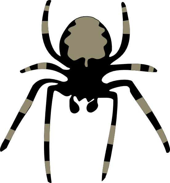 clipart spider - photo #5