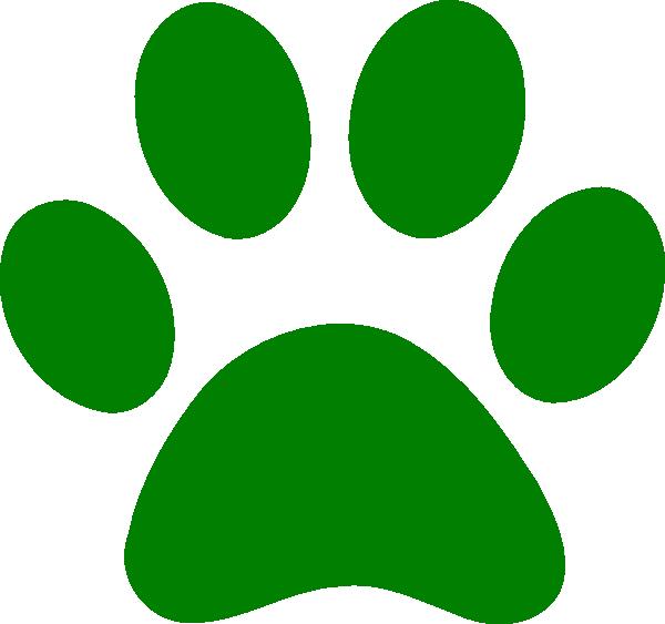 green dog clipart - photo #8