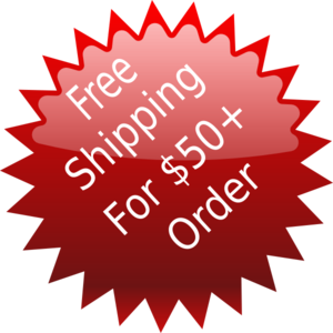 Free Shipping 50+ A Clip Art