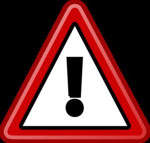 warning sign bl bg clip art at clker com vector clip art online rh clker com warning clipart gif warning image clipart