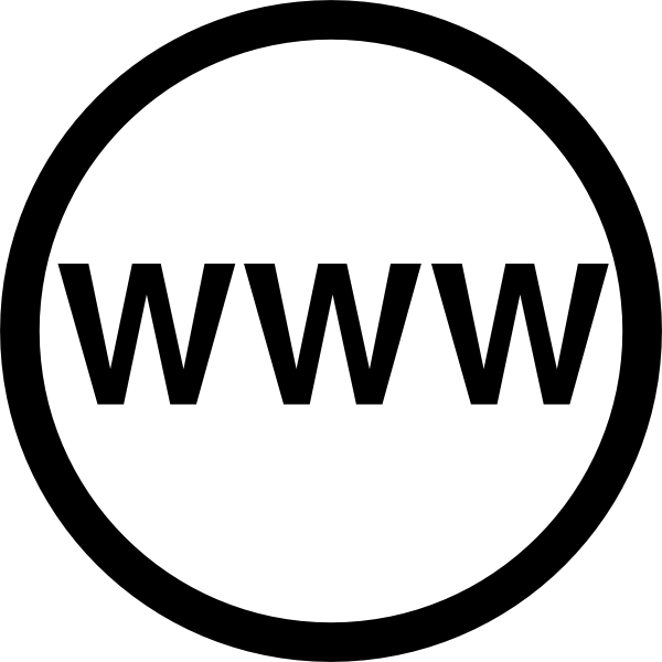Web Logo Clip Art at Clker.com - vector clip art online ...