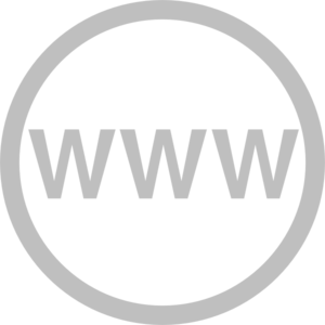 Web Logo Grey Clip Art at Clker.com - vector clip art online, royalty ...