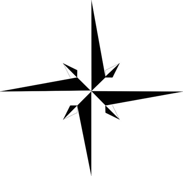 North Star Clip Art at Clker.com - vector clip art online, royalty ...
