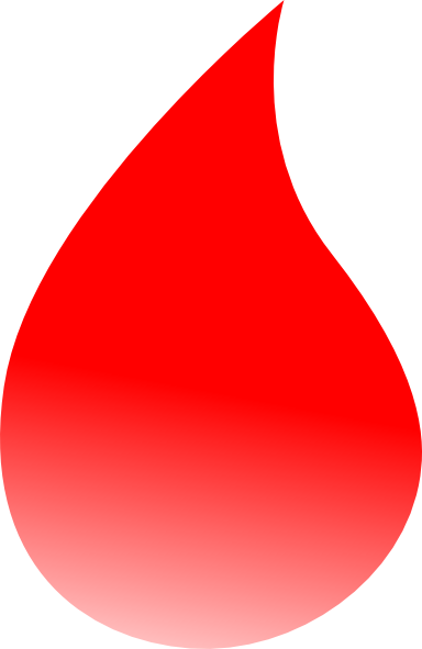 clipart picture of blood - photo #12