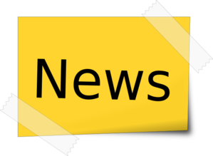 News Poste It Note Clip Art