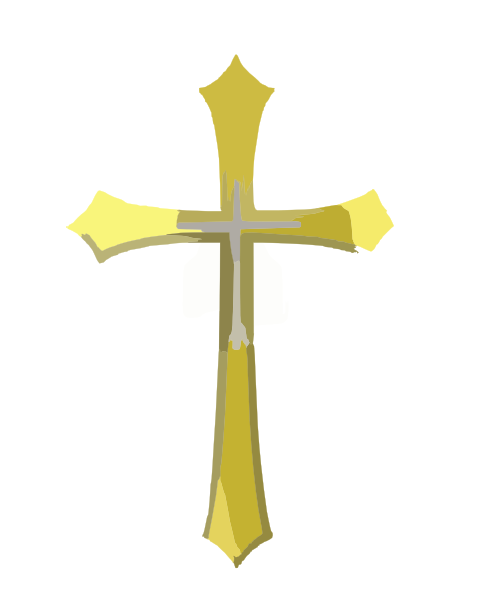 Cross Clip Art ... Free Cross And Crown Clipart