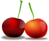 Cherries Clip Art