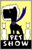 Cartoon Dog Show Winner Clip Art