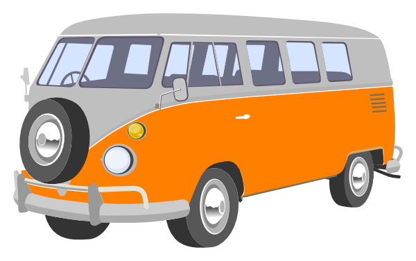 clipart pictures of vans - photo #2