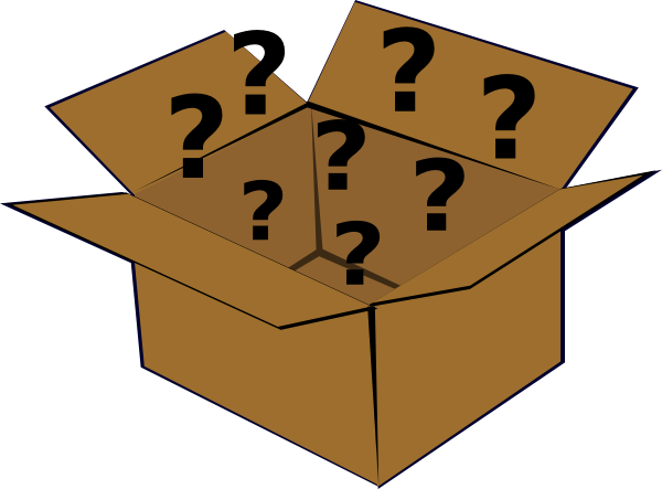 mystery box 2 clip art at clker com vector clip art online rh clker com mystery clip art free clipart of mysteries of the rosary