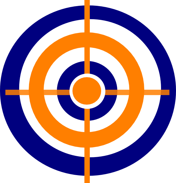 clipart of target - photo #24