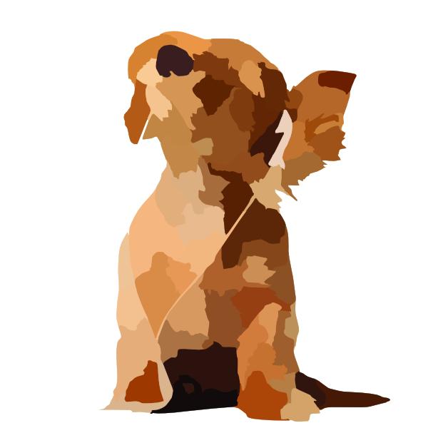 Purebredbreeders Com Dog Music Clip Art at Clker.com ...