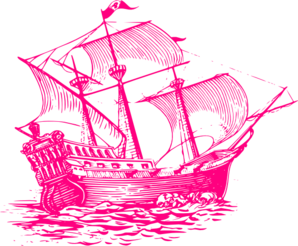 Pink Shp2 Clip Art