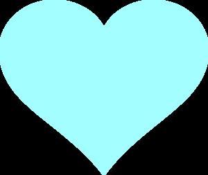 light blue heart background - photo #36