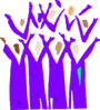 Gospel Choir Joy Clip Art
