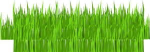 Grass Cook Out Layers Clip Art