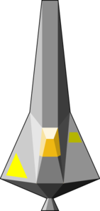 Space Craft Clip Art