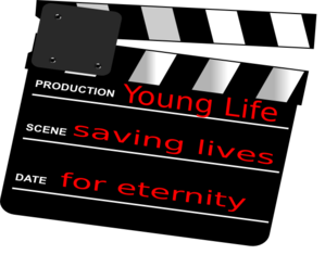 Young Life Production Board Clip Art
