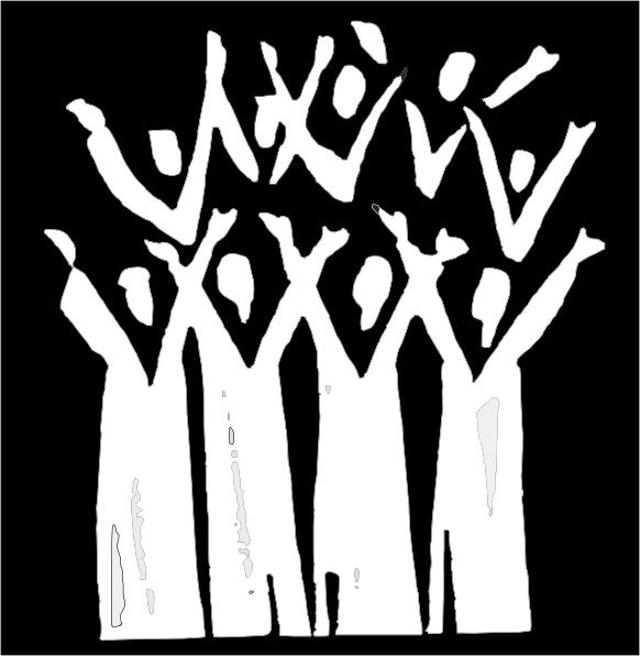 clip art church choir singing - photo #15