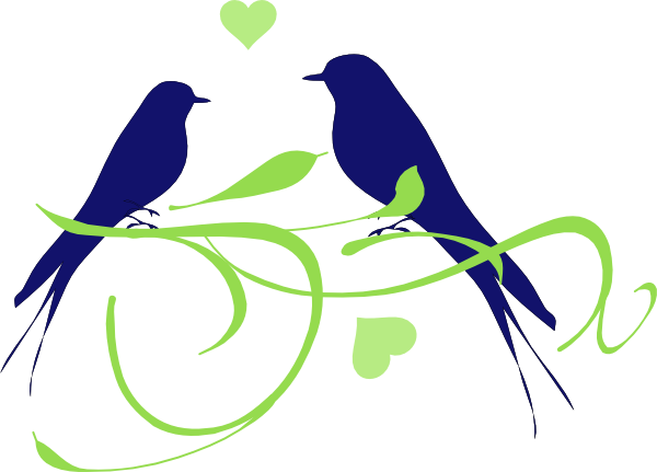 Love bird clip art - photo#15