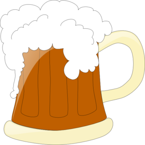 Root Beer Mug Clip Art