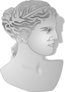 Greek Statue Clip Art