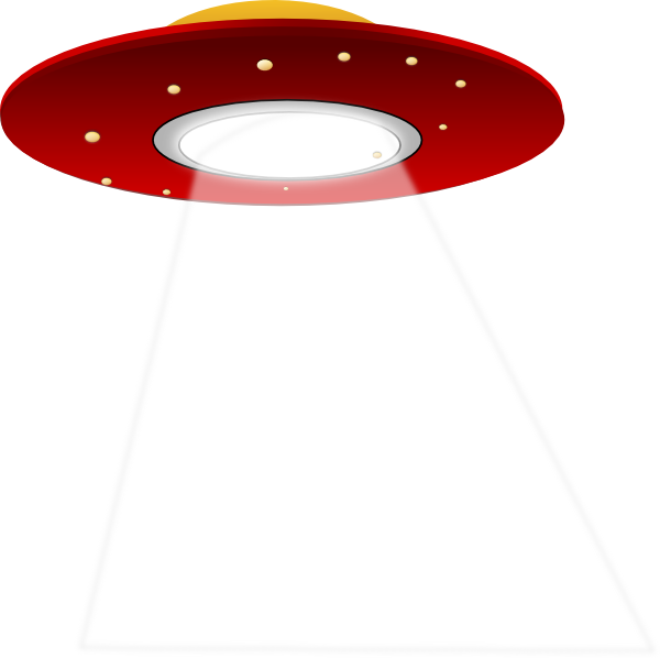 ufo clipart images - photo #18