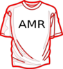 Shirts-red Clip Art
