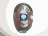 Blurred Police Badge Clip Art