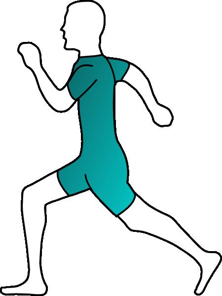 clipart runner free - photo #42