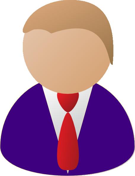 Person Icon Purple Clip Art at Clker.com - vector clip art online ...