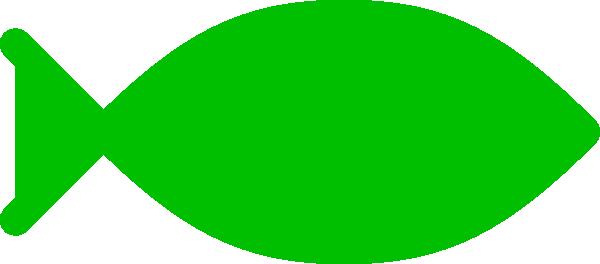 Green Fish Clip Art at Clker.com - vector clip art online, royalty ...