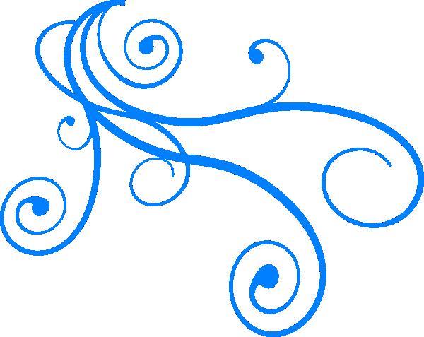 Curly Wind Clip Art at Clker.com - vector clip art online ...