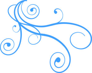 Curly Wind Clip Art