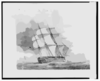 U.s. Ship Pennsylvania. Charles Stewart Esq. Comr.  / Drawn On Stone By Charles C. Barton, U.s.n. ; Lith. & Pubd. By Lehmann & Duval Philadelphia. Clip Art
