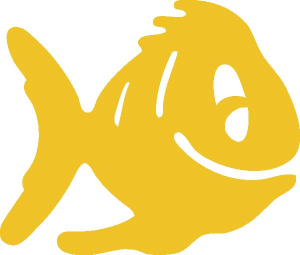 Yellow Fish Clip Art Yellow Fish Clip Art a...