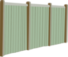 Wood Fence Clip Art