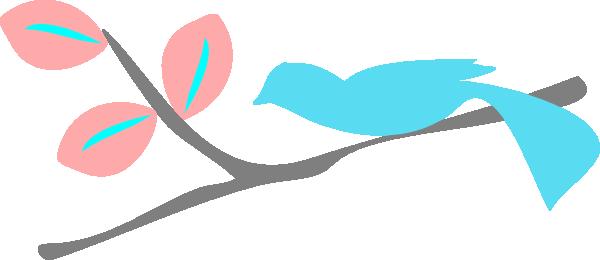 Cute Bird Clip Art at Clker.com - vector clip art online, royalty free ...