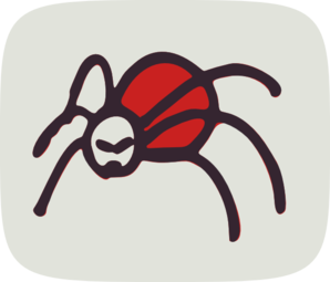 Red Spider Clip Art