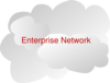 Enterprise Network Clip Art
