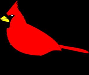 cardinal bird clip art at clker com vector clip art online rh clker com free clipart cardinal bird Free School Clip Art Cardinal