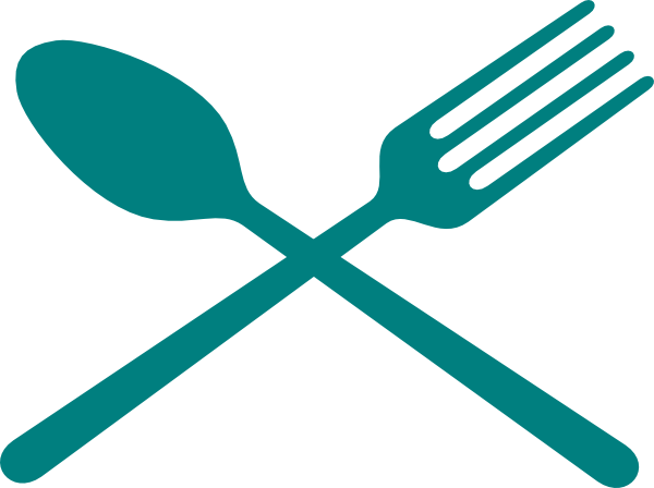 fork and spoon cross clip art at clker com vector clip art online rh clker com spoon and fork clipart png spoon and fork crossed clipart