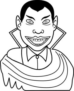 Vampire Clip Art At Clker Com Vector Clip Art Online