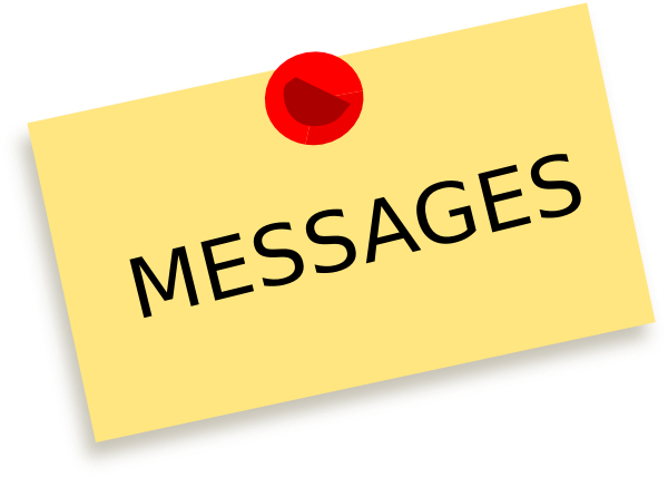 new messages clipart - photo #4
