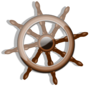 Ship Wheel Clip Art